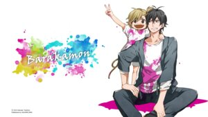 Rating: Safe Score: 14 Tags: barakamon handa_seishuu kotoishi_naru wallpaper yoshino_satsuki User: K@tsu