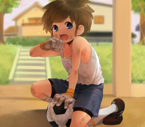 Rating: Safe Score: 4 Tags: inazuma_eleven male shiogochi User: krazy-kun