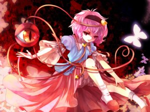 Rating: Safe Score: 17 Tags: awa_toka bloomers komeiji_satori touhou wallpaper User: Mr_GT