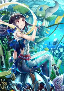Rating: Safe Score: 40 Tags: ling_si mermaid monster_girl tail User: Mr_GT