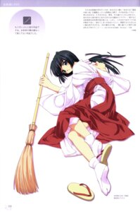 Rating: Safe Score: 15 Tags: miko murakami_suigun User: Radioactive