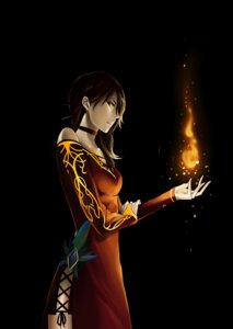 Rating: Safe Score: 38 Tags: cinder_fall dress lazymk rwby User: zero|fade