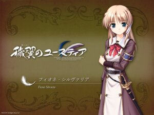 Rating: Safe Score: 14 Tags: aiyoku_no_eustia august bekkankou fione_silvaria wallpaper User: Devard