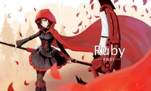 Rating: Safe Score: 34 Tags: pantyhose ruby_rose rwby weapon yuugyou_you User: itsu-chan