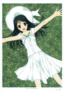 Rating: Safe Score: 25 Tags: dress murakami_suigun summer_dress User: crim