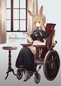 Rating: Safe Score: 24 Tags: animal_ears bunny_ears heels sagiri_(ulpha220) User: BattlequeenYume