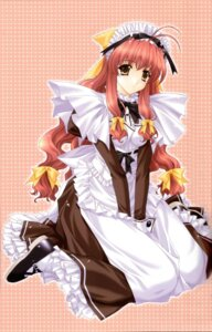 Rating: Safe Score: 10 Tags: kimizuka_aoi maid User: Davison