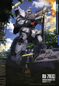 Rating: Safe Score: 12 Tags: kawahara_tomohiro mecha the_08th_ms_team User: Radioactive