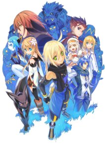 Rating: Safe Score: 20 Tags: alice_(tales_of) aqua_(tales_of) colette_brunel decus emil_castagnier lloyd_irving marta_lualdi okumura_daigo richter_abend tales_of tales_of_symphonia tales_of_symphonia_dawn_of_the_new_world tenebrae User: Radioactive