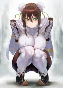Rating: Questionable Score: 69 Tags: armor bodysuit erect_nipples fate/grand_order iku_(ikuchan_kaoru) qin_liangyu_(fate/grand_order) User: Mr_GT