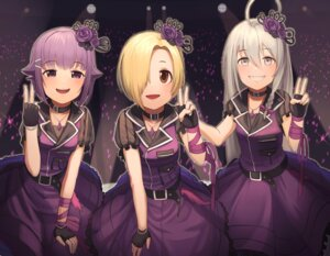 Rating: Safe Score: 13 Tags: goback hoshi_shouko koshimizu_sachiko shirasaka_koume the_idolm@ster the_idolm@ster_cinderella_girls User: Dreista
