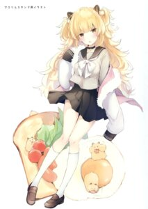 Rating: Questionable Score: 24 Tags: suzumori_uina tagme User: Radioactive