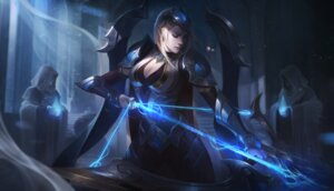 Rating: Safe Score: 13 Tags: armor ashe cleavage league_of_legends tagme weapon User: Radioactive