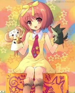Rating: Safe Score: 27 Tags: akihime_sumomo arthur_(nanatsuiro_drops) dress ito_noizi megane nanatsuiro_drops pantsu yuki-chan User: crim