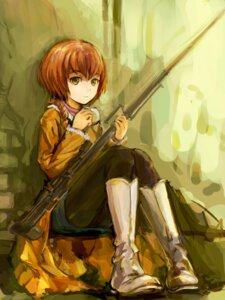 Rating: Safe Score: 26 Tags: conjaku darker_than_black suou_pavlichenko User: Rhekshi-Ehki