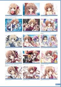 Rating: Questionable Score: 10 Tags: aomi_maika karory tsukiishi_koyuki User: kiyoe