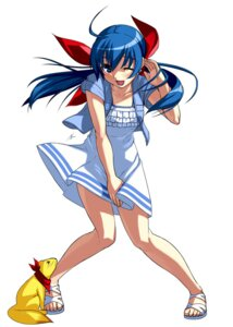 Rating: Safe Score: 22 Tags: dress fatal_fury futaba_hotaru mizuki_gyokuran User: Radioactive