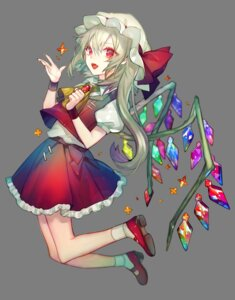 Rating: Safe Score: 19 Tags: flandre_scarlet tagme touhou transparent_png wings User: Anemone