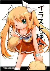 Rating: Safe Score: 4 Tags: cheerleader manami_tatsuya raw_scan titokara_2nd_branch User: petopeto
