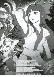 Rating: Questionable Score: 5 Tags: crossover erect_sawaru monochrome nakoruru samurai_spirits tagme User: Radioactive