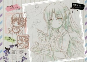 Rating: Safe Score: 22 Tags: angel_beats! seifuku sketch tatekawa_mako tenshi wnb User: fireattack