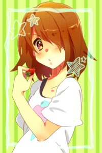 Rating: Safe Score: 8 Tags: hirasawa_yui karuha k-on! User: Radioactive