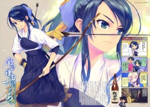 Rating: Safe Score: 25 Tags: armor hiiro_yuki japanese_clothes megane sake weapon User: drop