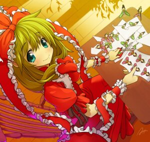Rating: Safe Score: 15 Tags: atori_(at-yui) kagiyama_hina touhou User: Radioactive