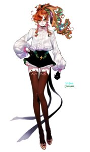 Rating: Safe Score: 34 Tags: heels kino_makoto pigeon_(666pigeon) sailor_moon thighhighs User: charunetra