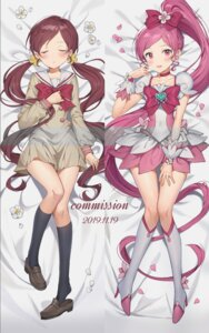 Rating: Safe Score: 26 Tags: dakimakura dress gompang hanasaki_tsubomi heartcatch_pretty_cure! heels pretty_cure seifuku User: Dreista