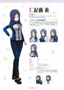 Rating: Questionable Score: 6 Tags: alice_gear_aegis character_design chibi nikitou_kanade seifuku tagme uniform User: Radioactive