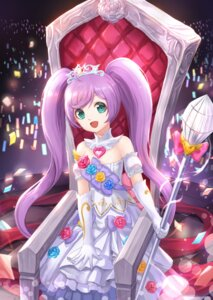Rating: Safe Score: 13 Tags: dress lunacle manaka_lala pripara weapon User: Mr_GT