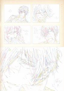 Rating: Safe Score: 8 Tags: monochrome sketch takase_akiko violet_evergarden violet_evergarden_(character) User: tuyenoaminhnhan
