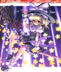 Rating: Safe Score: 6 Tags: kirisame_marisa marukata touhou User: 初音沒褲