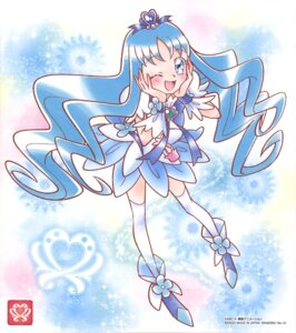Rating: Safe Score: 7 Tags: heartcatch_pretty_cure! kurumi_erika pretty_cure tagme thighhighs User: drop