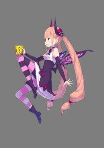 Rating: Safe Score: 10 Tags: heels horns koitsura_girls ootsuka_shinichirou pantyhose transparent_png wings User: saemonnokami