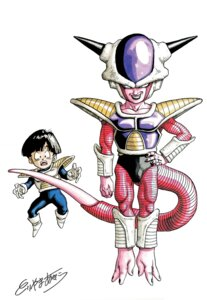 Rating: Safe Score: 4 Tags: dragon_ball freeza son_gohan toriyama_akira User: OZKai2015