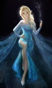 Rating: Questionable Score: 55 Tags: dress elsa_(frozen) frozen kirayoci User: zero|fade