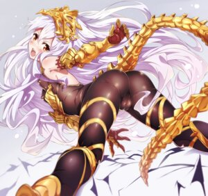 Rating: Questionable Score: 66 Tags: armor ass bodysuit cameltoe erect_nipples granblue_fantasy medusa_(shingeki_no_bahamut) niko_(tama) no_bra pointy_ears shingeki_no_bahamut tail User: zyll