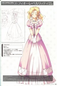 Rating: Safe Score: 8 Tags: character_design dress fiore_verritti ko~cha profile_page shukufuku_no_campanella sketch User: admin2