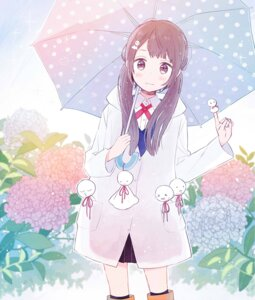 Rating: Safe Score: 59 Tags: gomi_chiri umbrella User: mula3