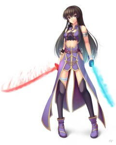 Rating: Safe Score: 32 Tags: athrun1120 sword thighhighs User: Radioactive