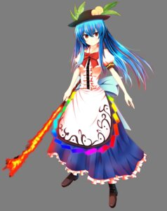 Rating: Safe Score: 12 Tags: hinanawi_tenshi starlight sword touhou transparent_png User: charunetra