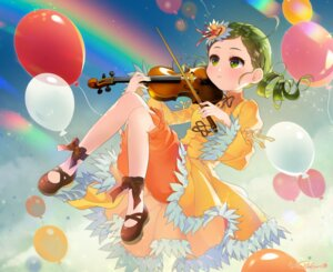 Rating: Safe Score: 7 Tags: bloomers dodmsdk dress kanaria rozen_maiden User: animeprincess