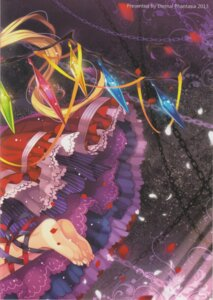 Rating: Safe Score: 4 Tags: capura.l eternal_phantasia flandre_scarlet touhou User: 乐舞纤尘醉华音