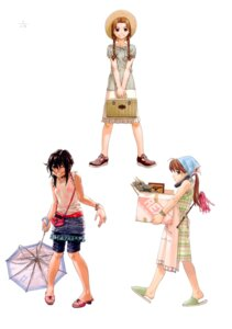 Rating: Safe Score: 5 Tags: dress summer_dress tanaka_kunihiko User: Riven