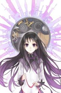 Rating: Safe Score: 15 Tags: akemi_homura minevi puella_magi_madoka_magica User: hobbito