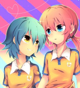 Rating: Safe Score: 4 Tags: horon inazuma_eleven kirino_ranmaru male User: Radioactive
