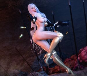 Rating: Explicit Score: 21 Tags: armor ass cg gun heels mabinogi_heroes naked nipples tagme User: gksthfxnx