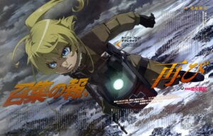 Rating: Safe Score: 5 Tags: hosogoe_yuuji tanya_degurechaff uniform youjo_senki User: drop